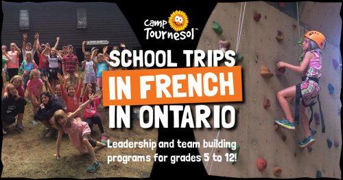 overnight school trip