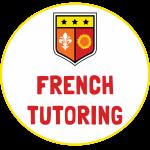 French tutoring icon
