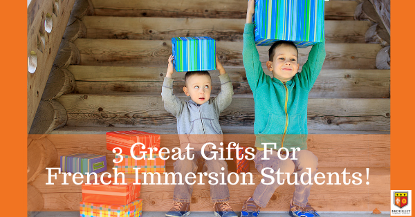 3 great gifts for FI students