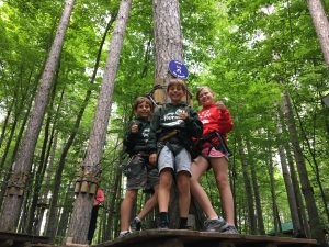 Tree-top Trekking - Trip to Quebec