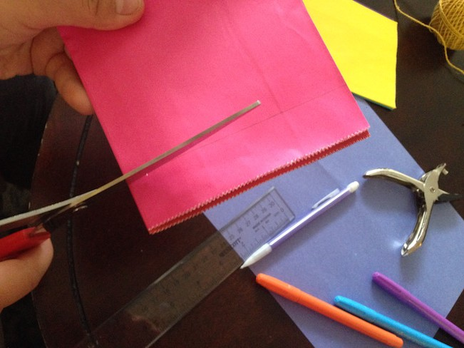 French Crafts steps 1 - Memory Book